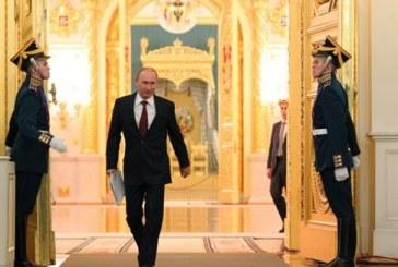 Ο Πούτιν ο πιο ισχυρός άνθρωπος στον κόσμο, σύμφωνα με το Forbes