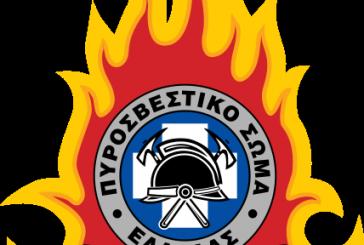 Ευχαριστίες από τον Περιφερειάρχη Πυροσβεστικών Υπηρεσιών Ν. Αιγαίου