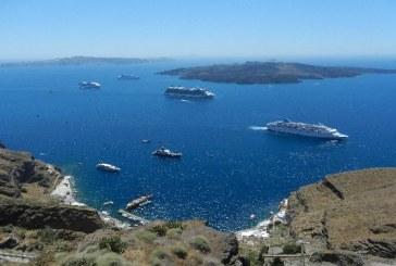 Ανάπτυξη υποδομών θαλάσσιου τουρισμού στη Σαντορίνη