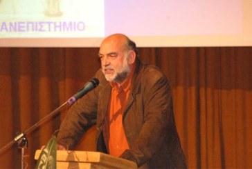 Ομιλία του Νίκου Συρμαλένιου για τη σμύριδα Νάξου