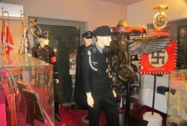 Ναζιστικό μουσείο και οπλοστάσιο στο σπίτι του επιχειρηματία στη Βούλα