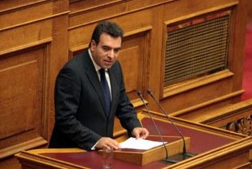 Mάνος Κόνσολας: »Άμεση προτεραιότητα η κάλυψη των κενών θέσεων στις υπηρεσίες του Λιμενικού Σώματος στα Δωδεκάνησα»