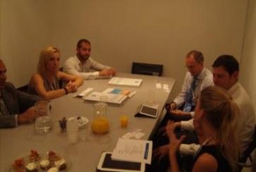 Συνάντηση εργασίας της ΠΝΑΙ με την British Airways για τακτικές πτήσεις σε Σαντορίνη και Μυκόνο
