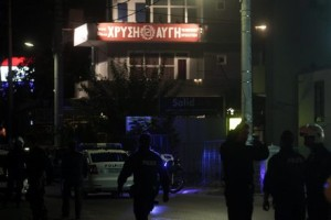 Two Golden Dawn supporters assassinated in drive-by shooting in Athens