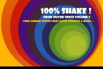 100% SHAKE (Volume 2) στο Απόρθητο Art Bar