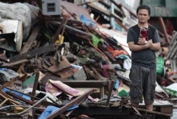 Φόβοι για πάνω από 10.000 νεκρούς από τον τυφώνα στις Φιλιππίνες