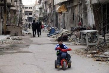 Στο στόχαστρο ελεύθερων σκοπευτών παιδιά στη Συρία