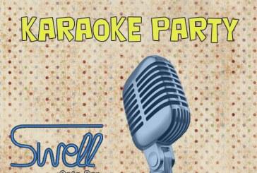 Καραόκε Πάρτυ στο Swell Cafe στη Χώρα