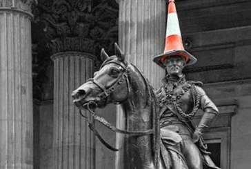 Με τον κώνο στο κεφάλι προτιμούν τον Δούκα του Ουέλινγκτον οι Σκοτσέζοι