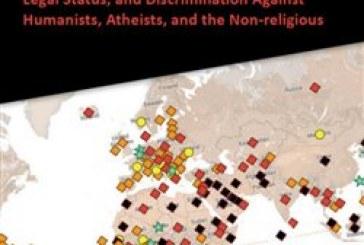 Έρευνα: Σε 13 χώρες οι αθεϊστές αντιμετωπίζουν κίνδυνο εκτέλεσης
