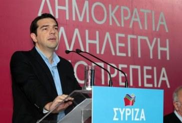 Ανοίγει η «ψαλίδα» μεταξύ ΣΥΡΙΖΑ και ΝΔ