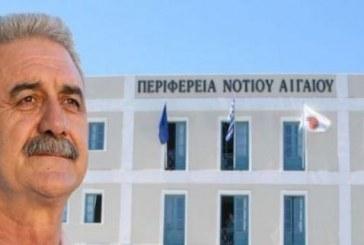 Επιστολή του Περιφερειάρχη Ν. Αιγαίου προς την Υπουργό Τουρισμού για τη Ρόδο