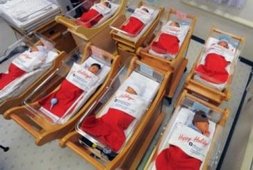 Σε αυτό το μαιευτήριο της Καλιφόρνια τα μωρά τα φέρνει ο Άγιος Βασίλης