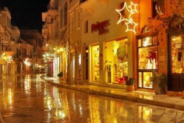 Ενέργειες για την τουριστική προβολή της Σύρου τα Χριστούγεννα