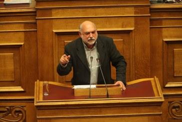 Ερώτηση κ. Νίκου Συρμαλένιου στο Υπουργείο Περιβάλλοντος για την εγκατάσταση Αιολικού Πάρκου στην Άνδρο