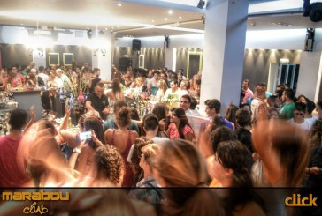 Easter party's στο Marabou Club