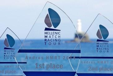Η 3η Ημέρα του Hellenic Match Racing Tour στην Άνδρο