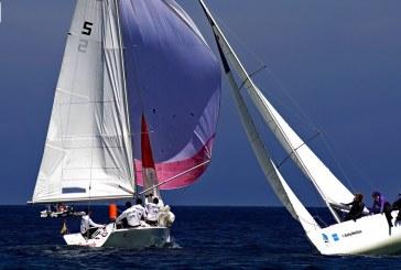 Η 1η Hμέρα του Hellenic Match Racing Tour 2014 στην Άνδρο