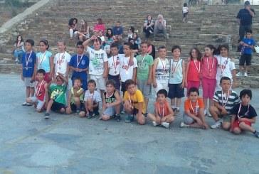 Με κέφι και εξαιρετικό θέαμα οι αγώνες μπάσκετ των μικρών μαθητών στο Γαύριο που διοργάνωσε ο ΑΟ Άνδρου