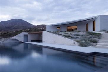 Διεθνές βραβείο αρχιτεκτονικής για σπίτι στη Μήλο