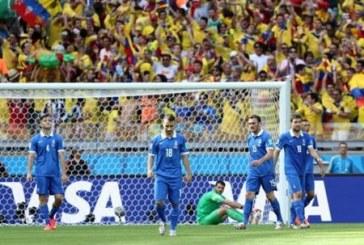 Η Εθνική αδίκησε τον εαυτό της στο βαρύ 3-0 από την Κολομβία