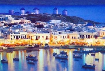 Μύκονος: Το μέρος της Ελλάδας που άγγιξε λιγότερο η κρίση