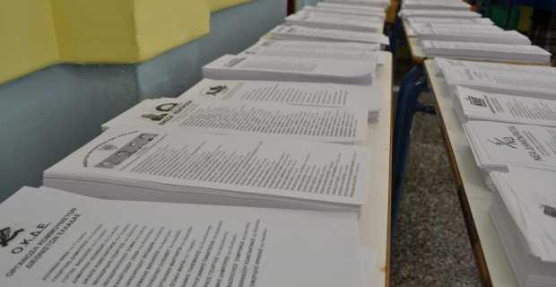 Αποτελέσματα από το εκλογικό τμήμα της Χώρας,Λαμύρων, Καπαρριάς και Κοχύλου