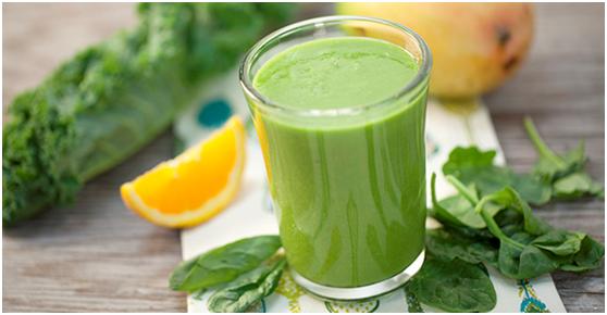 Πράσινο smoothie