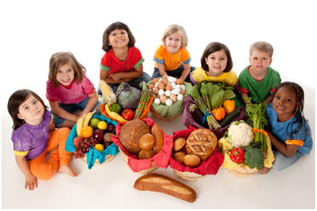 Διατροφή και Παιδιά!!