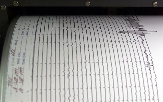 Σεισμική δόνηση 4,5 Ρίχτερ νοτιοανατολικά της Αστυπάλαιας