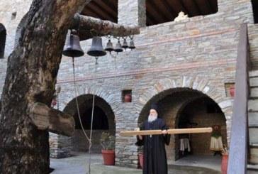 H Ιερά Μονή της Αγίας Μαρίνας στην Ανδρο