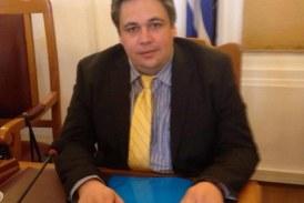 Ευχαριστήριο Επάρχου Άνδρου κ. Δημητρίου Λοτσάρη για την πυρκαγιά στο Φελλό