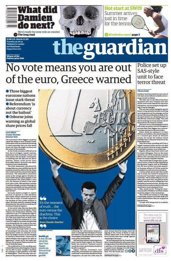 guardian-frontpage-euro-referendum