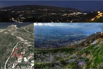 Αγγελία: Πωλούνται οικόπεδα με υπέροχη θέα στο χωριό Βραχνού