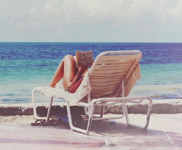 beach_reading-by_steve_bennett
