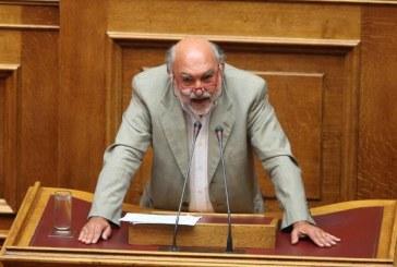Συρμαλένιος: Καλώ την κυβέρνηση μέχρι το τέλος του έτους να ψηφίσει αντισταθμιστικά μέτρα υπέρ των μόνιμων κατοίκων των νησιών