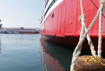 Απαγορευτικό απόπλου: Δεμένα τα πλοία στη Ραφήνα