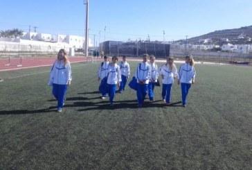 Διακρίσεις για την ομάδα Στίβου του Ανδριακού στο Διασυλλογικό Πρωτάθλημα στη Μύκονο