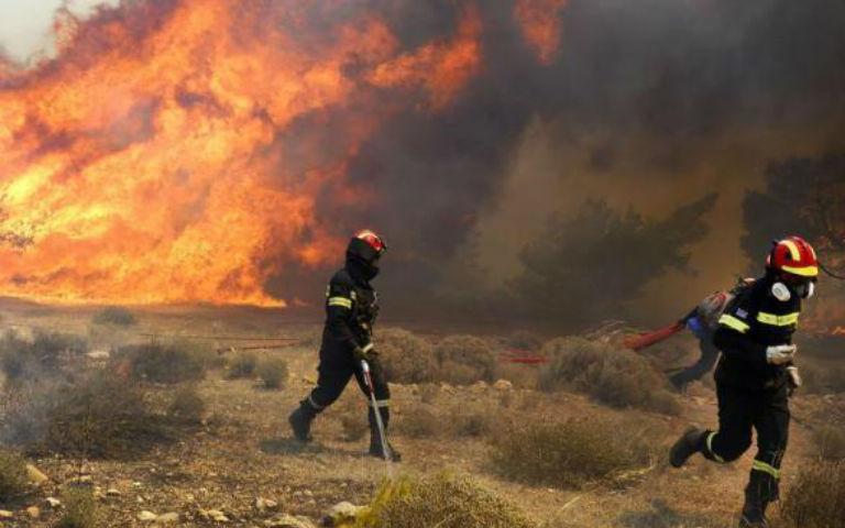 Ξεκινά η αντιπυρική περίοδος. Απαγορεύονται οι φωτιές από 1η Μαΐου