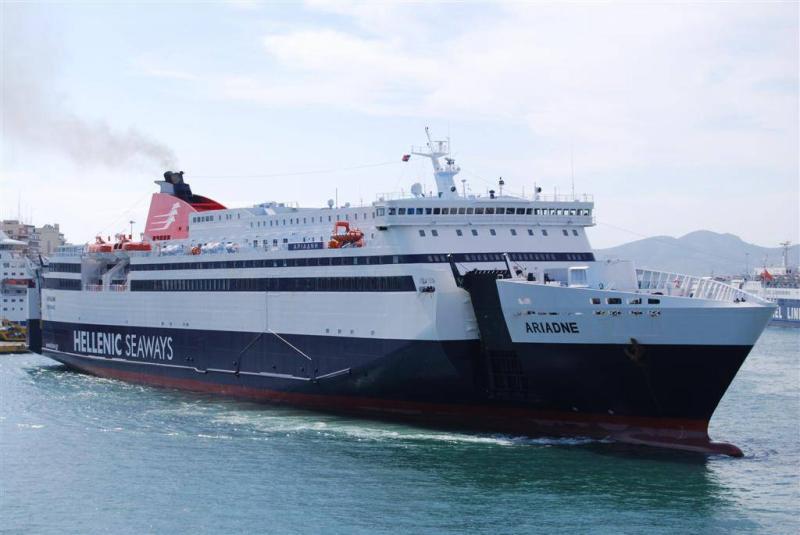 Επιβάτης άφησε την τελευταία του πνοή στο πλοίο «ARIADNE»