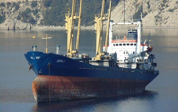 Προσάραξη Φ/Γ πλοίου ξένης σημαίας στην Κω