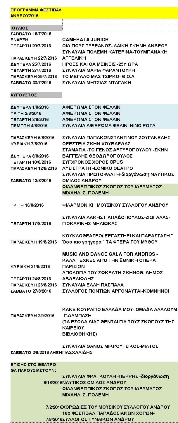 ΠΡΟΓΡΑΜΜΑ-ΦΕΣΤΙΒΑΛ-2016