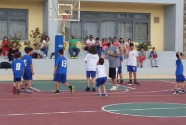 Ένα απολαυστικό μπασκετικό διήμερο στο Γαύριο… στη μνήμη του Γιώργου Μουζάκη