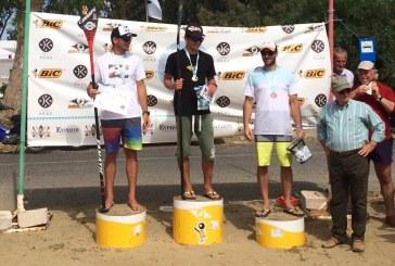 Ο Ανδριώτης Νίκος Συρίγος κατέκτησε την πρώτη θέση στον αγώνα Kea Island SUP race