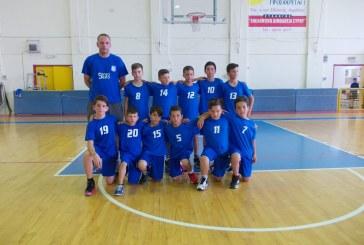 Η μίνι ομάδα του ΑΟ Άνδρου στο Τουρνουά Μπάσκετ του Άρη Σύρου!!!
