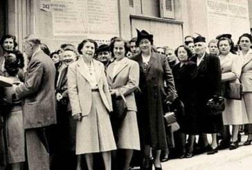 Σαν σήμερα το 1952, οι Ελληνίδες πήγαν για πρώτη φορά στις κάλπες