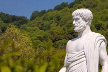 «Στο φως» ο τάφος του Αριστοτέλη (φωτο)