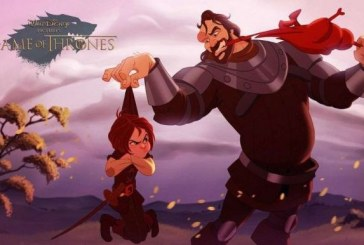 Game of Thrones: Οι χαρακτήρες της σειράς σε animation της Disney