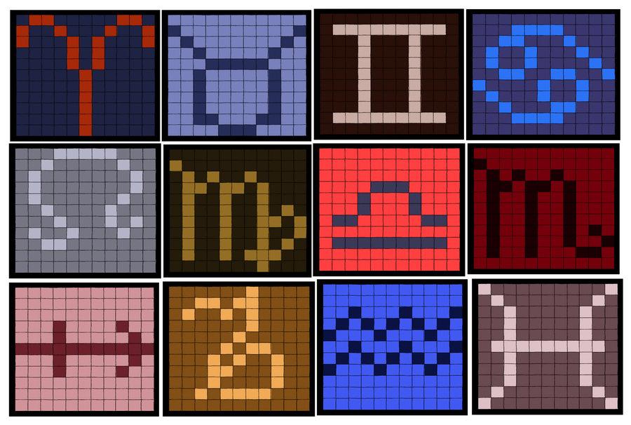 pixal_zodiac_signs_by_paigeion