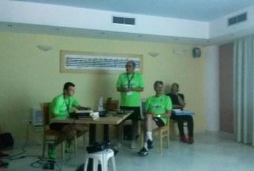 Προπονητικό σεμινάριο &  Eugenios Gerards Soccer Camp στην Πάρο